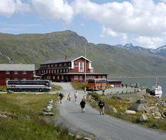 Norway - Eidsbugarden, in Jotunheimen Land Of Midnight Sun, Norway Viking, Vikings, Scotland, Travelling, Cabin, Adventure, Country, House Styles