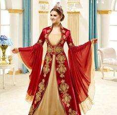 Ottoman-Turkish Women Clothing