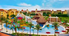 Sea Adventure Resort & Waterpark in Cancun, Mexico - All Inclusive Vacations | Family Getaway