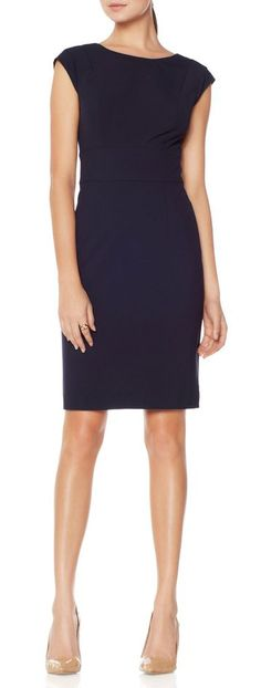 Collection Wear To Work Sheath Dress | V-Neck Back Dress | THE LIMITED