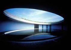 The pool of Naoshima, Japan  #TadaoAndo