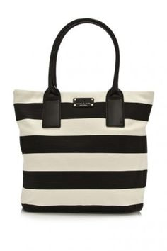 Stripes never go out of fashion! Get this bag on Reebonz.com!