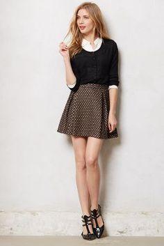 Nanette Lepore Gilda Mini Skirt