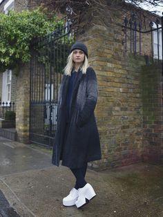 Facehunter: London - Naomi, Nualprae, Viveka, Kate, Elle, Sindi & Goom