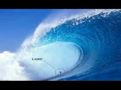January 2015 Big Wave Surfing famous surfer Laird Hamilton 80-100 Feet