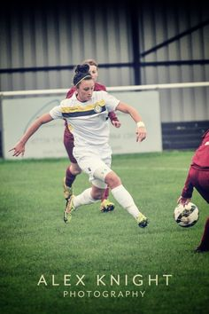 "Leeds Ladies Win Seventh In a Row - ""Those Stats Are Made From Hard Work"" // Shelbey Morris by Alex Knight"