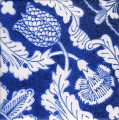 William Morris Tiles. William Morris Tulips & Carnations Tiles