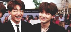 Their smiles are too beautiful (esp yoongi DAYUM MY KING IS KILLING IT OUT THERE)