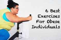 Obese individuals have trouble figuring out where to start with their weight loss. These 6 bodyweight exercises for obese individuals is the perfect place! #weightloss