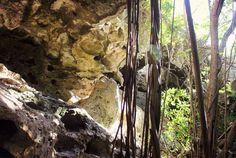 Nani Cave in Cayman Brac