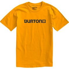 Burton / Logo Horizontal T-Shirt - Short-Sleeve - Men's / Where To Buy, Locally / Local Gear