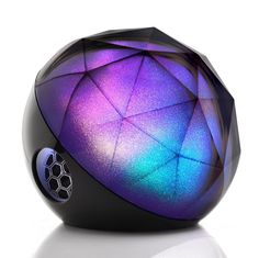 Yantouch Diamond+ PLUS Portable 3-in-1 Wireless Bluetooth Speaker, Smart Light, Natural Wake with 10 Hour Battery, Powerful Sound with Ehanced Bass, Wireless Remote Control (2014 Latest Improved Version) (Black):Amazon:Cell Phones & Accessories