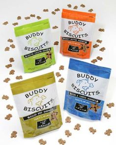 15 eco-friendly dog treats: Cloudstar Buddy Biscuits