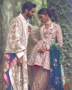 Elan, The Jasmine Court, F/W 2015 - High Fashion Pakistan