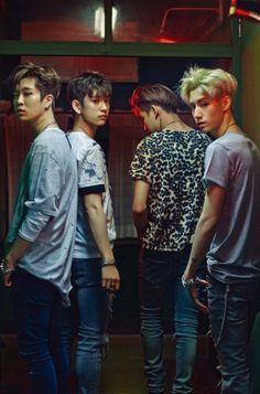 "GOT7 ""MAD"" Digital Album Booklet - Yugyeom Junior BamBam Mark"