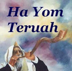 Yom Teruah aka Rosh Hashanah: Awakening to Judgement