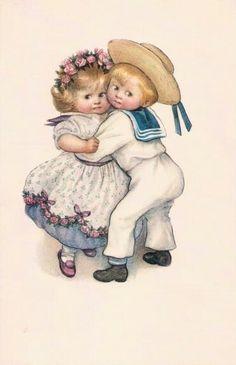 Un abrazo.....forzado