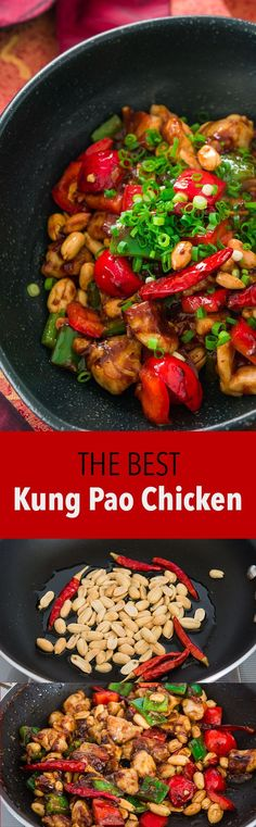 Great Kung Pao Chicken