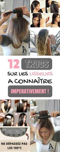 12 TRUCS SUR LES LISSEURS A CONNAITRE IMPERATIVEMENT