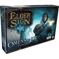 Elder Sign - Omens of Ice expansion from Fantasy Flight!