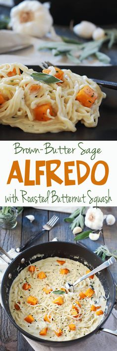 Brown butter Sage Al