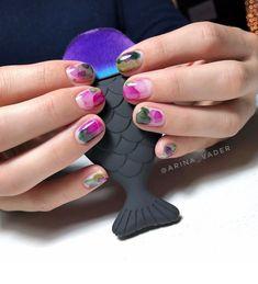 Simple Nail Designs, Simple Nails, Beauty, Plain Nails, Simple Nail Design, Beauty Illustration, Easy Nails