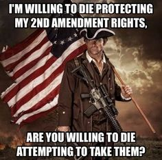 There's a war on for American gun owners to be disarmed.. It's time for the 2nd Revolution my friends.. Stay Locked n Loaded