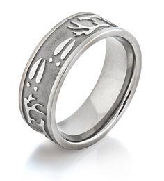 Deer Antler & Sheds Ring..omg I really love this for Charlie!