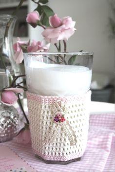 Milchglas originell verpackt