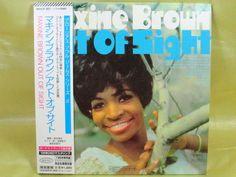 CD/Japan- MAXINE BROWN Out Of Sight +2 bonus trx w/OBI RARE MINI-LP Remaster #Soul