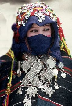 Bereber Bride