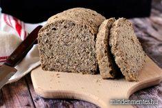 Mindenmentes cirokos cipó - élesztőmentes, gluténmentes házi kenyér  mindenmentes.hu