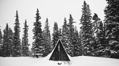 This A-Frame in Pearl Basic, Colorado makes you want to curl up next to a fireplace.