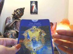 Capricorn June 2015 Angelic Tarot, Oracle Card Reading