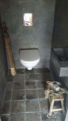 Interior Design For Living Room Natural Bathroom, Bathroom Toilets, Small Bathroom, Bathroom Ideas, Rustic Bathrooms, White Bathrooms, Modern Bathrooms, Bathroom Design Inspiration, Toilet Room
