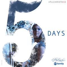 The #PLLChristmAs Special is only 5 days away!!!!