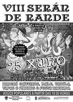 VIII serán de Rande o 25 de xuño.