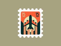 Stamp No. 2 by Tim Boelaars