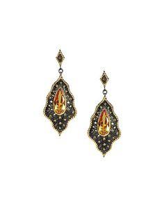 CZ by KENNETH JAY LANE earrings -