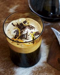 Smuggler's Coffee Recipe on Food & Wine-could use rum extract for daytime coffee treat. :) This recipe reminds me of an Orange Borgia Coffee at The Scoop Deck in Dana Point, Ca.