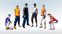 mirrors edge characters - Google Search