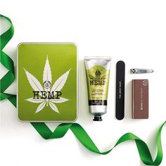 End Christmas on a high with this wildly hydrating Hemp hand care gift set. Complete with a heavy-duty hand cream and all the tools they'll need to get perfectly groomed. Pedicure Kit, Manicure Tools, Manicure And Pedicure, Hydrating Lip Balm, Hemp Milk, Shop Till You Drop, Hand Care, Milk Soap, Organic Oil