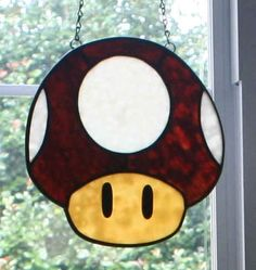 Power Up | 14 Geeky Stained Glass Pieces
