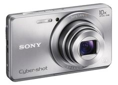 New Sony Cyber-Shot W690 Compact Digital Camera 2013