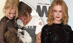 Nicole Kidman and husband Keith Urban celebrate 'nine years of love'