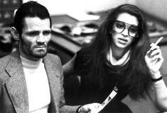 chet baker and ruth young looking strung out as fuuuuuu