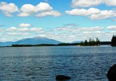 In my opinion, the most beautiful place on the planet ... Jo-Mary Lake, Maine