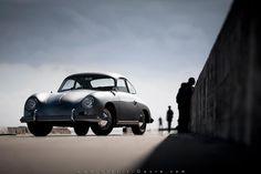 1956 Porsche 356 A T1 #porsche