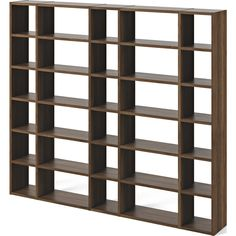 TemaHome Pombal Shelving System Composition | Walnut