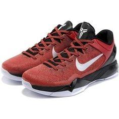 http://www.asneakers4u.com/ Nike Zoom Kobe 7 VII  Red/Black/White Sale Price: $66.70